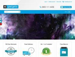 4Gadgets Promo Codes & Coupons