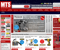 My Tool Shed Promo Codes & Coupons