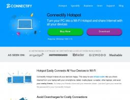 Connectify Promo Codes & Coupons