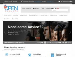 UK Open College Promo Codes & Coupons