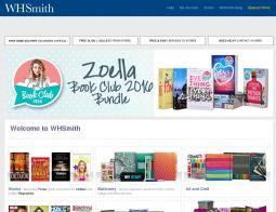 WHSmith Promo Codes & Coupons