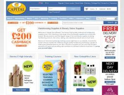 Capital Hair and Beauty Promo Codes & Coupons