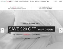 My Duvet & Pillow Promo Codes & Coupons