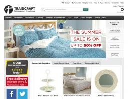 Traidcraft Promo Codes & Coupons