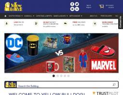 Yellow Bulldog Promo Codes & Coupons