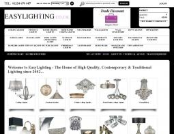 Easy Lighting Promo Codes & Coupons