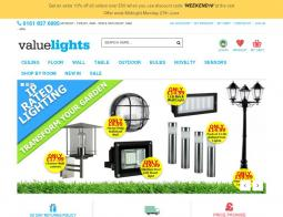 Value Lights Promo Codes & Coupons