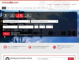 AirAsiaGo Promo Codes & Coupons