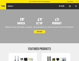 TRX Promo Codes & Coupons