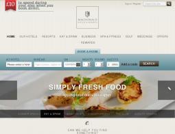 Macdonald Hotels Promo Codes & Coupons