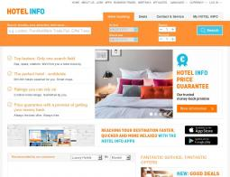 Hotel Info Promo Codes & Coupons