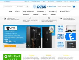 Winterfield Safes Promo Codes & Coupons