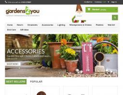 Gardens2you Promo Codes & Coupons
