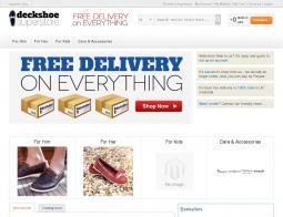 Deckshoe Superstore Promo Codes & Coupons