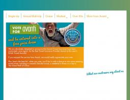 Avanti travel insurance Promo Codes & Coupons