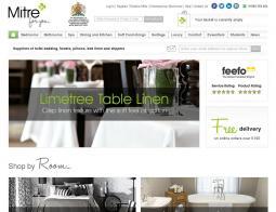 Mitre Linen Promo Codes & Coupons
