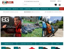 Great Outdoors Superstore Promo Codes & Coupons