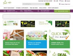 The Diet Hut Promo Codes & Coupons