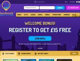 Landmark Bingo Promo Codes & Coupons