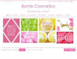 Bomb Cosmetics Promo Codes & Coupons