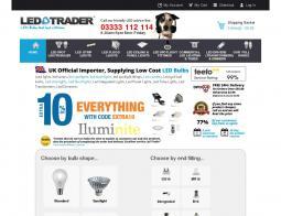 LED Trader Promo Codes & Coupons