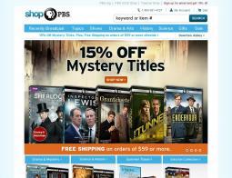 Shop PBS Promo Codes & Coupons