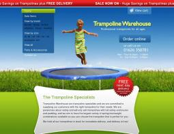 Trampoline Warehouse Promo Codes & Coupons