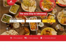 Hungryhouse Promo Codes & Coupons