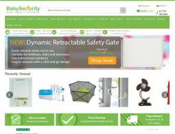 BabySecurity Promo Codes & Coupons