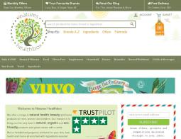 Natures Healthboxs Promo Codes & Coupons