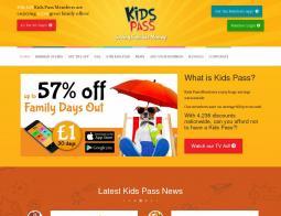Kids Pass Promo Codes & Coupons