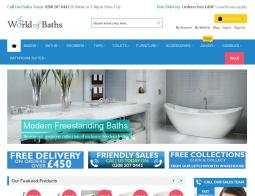 World of Baths Coupons
