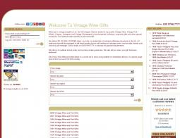 Vintage Wine Gifts Promo Codes & Coupons