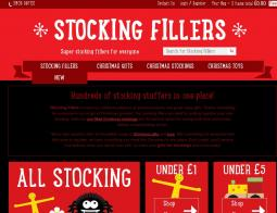 Stocking Fillers Promo Codes & Coupons