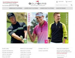 Golfgarb Promo Codes & Coupons
