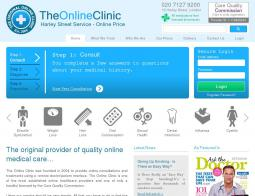 The Online Clinic Promo Codes & Coupons