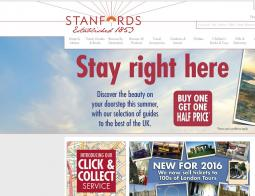 Stanfords Promo Codes & Coupons