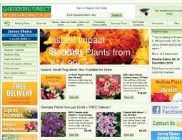 Gardening Direct Promo Codes & Coupons