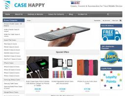 Case Happy Promo Codes & Coupons