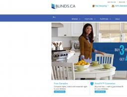 Blinds.ca Promo Codes & Coupons
