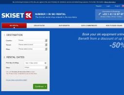Skiset Promo Codes & Coupons