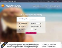 The Holiday Place Promo Codes & Coupons