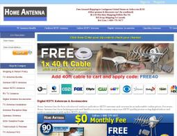 Home Antenna Promo Codes & Coupons