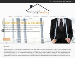 Mortgage Simplicity Promo Codes & Coupons
