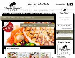 Premier Gourmet Foods Promo Codes & Coupons
