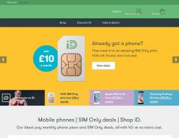 iD Mobile Promo Codes & Coupons