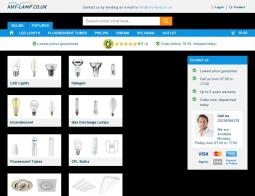 Any-lamp Promo Codes & Coupons