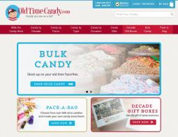 Old Time Candy Promo Codes