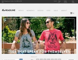 Headline Shirts Promo Codes & Coupons