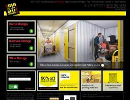 Big Yellow Promo Codes & Coupons